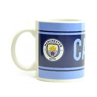 Manchester City FC officielle kaptajn krus