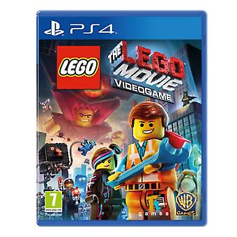 The LEGO Movie Videogame (PS4) - New