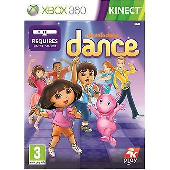 Nickelodeon Dance-påkrævet Kinect (Xbox 360)-fabriks forseglet