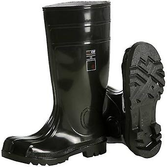 Stivali da lavoro di sicurezza L-D Black Safety 2491 Formato S5: 39 Black 1 Pair