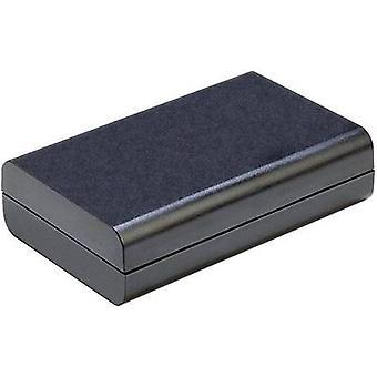 Strapubox 2515 SW Universal enclosure 124 x 30 x 72 Plastic Black 1 pc(s)