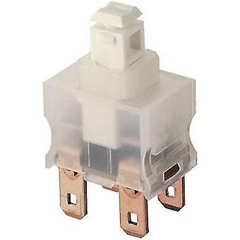 Marquardt 1681.1101 Pushbutton switch 250 V AC 12 A 1 x On/Off IP40 latch 1 pc(s)