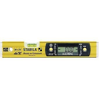 Stabila 80 A elektronisch 17323 digitaal niveau 31,5 cm 0,5 mm/m