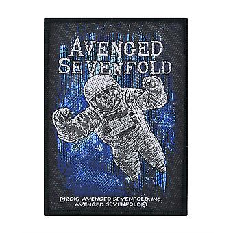 Avenged Sevenfold The Stage Woven Patch