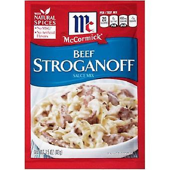 Mistura de tempero McCormick strogonoff de carne