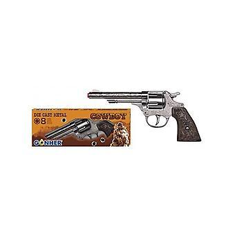 Cowboy Revolver Gonher 21 cm 8 schoten