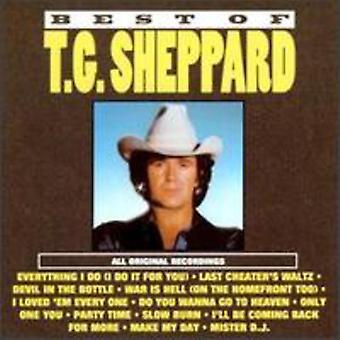 T.G. Sheppard - importation USA meilleur de T.G. Sheppard [CD]