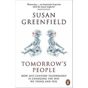 الناس في الغد-القرن 21 كيف التكنولوجيا تتغير