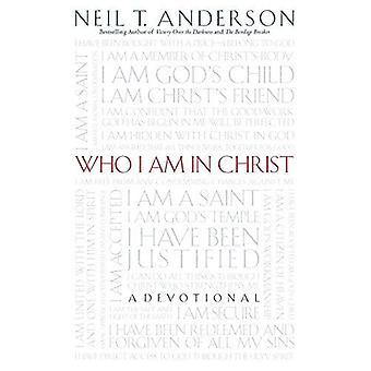 Qui je suis en Christ