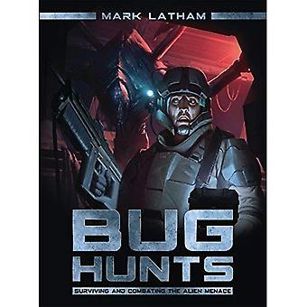 Bugg jakter: Överlevande och bekämpa det utomjordiska hotet (mörka Fiskgjuse)