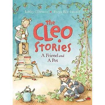 As histórias de Cleo: Um amigo e um animal de estimação