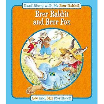 Bror kanin och bror räv (Läs tillsammans med mig bror kanin)