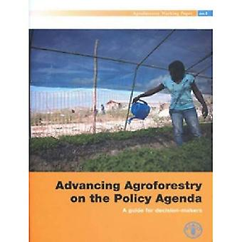 Advancing Agroforestry on the Policy Agenda