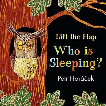 Wer schläft? [Pappband]