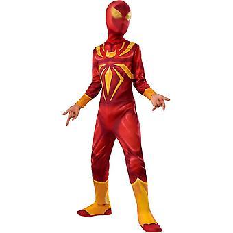 IJzeren Spiderman kind kostuum