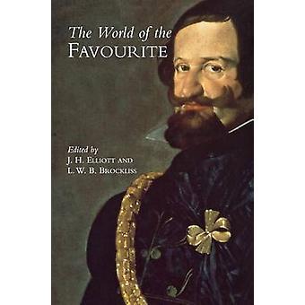 The World of the Favourite by Elliott & John Huxtable