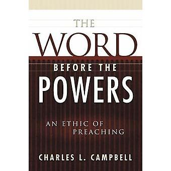 Le mot devant les puissances de CAMPBELL & CHARLES L