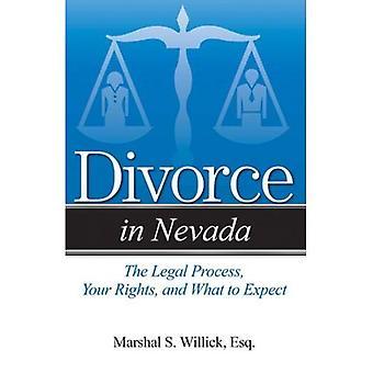 Divorce dans le Nevada: le processus juridique, vos droits et à quoi s'attendre