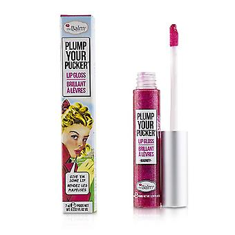 Thebalm szilva a Pucker Lip Gloss-# magnify-7ml/0.237 oz