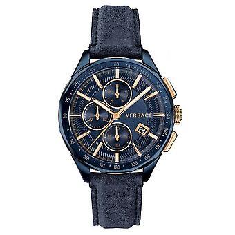 Versace Vebj00318 glassa Cronografo Mens Watch