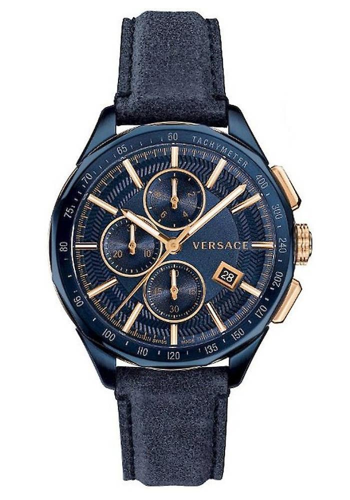 Versace Vebj00318 Glaze Chronograph Mens Watch