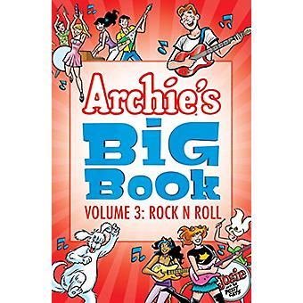 Archie's Big Book Vol. 3 by Archie Superstars - 9781682559093 Book