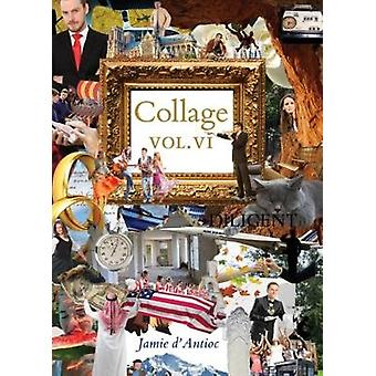 Collage - Volume 6 by Jamie D'Antioc - 9781941634042 Book