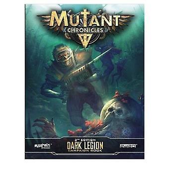 Mutante Chroniken Dark Legion Kampagne Buch