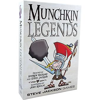 Munchkin Legends kaartspel