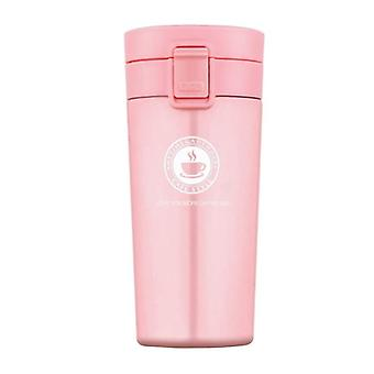 Thermos in stainless steel, 380 ml-pink