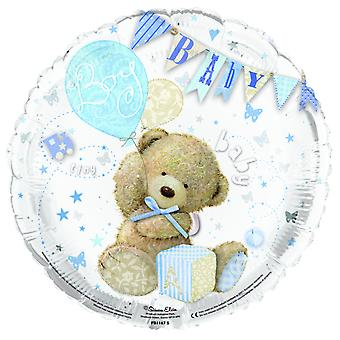 Simon Elvin 18 Inch Its A Baby Boy Foil Balloon
