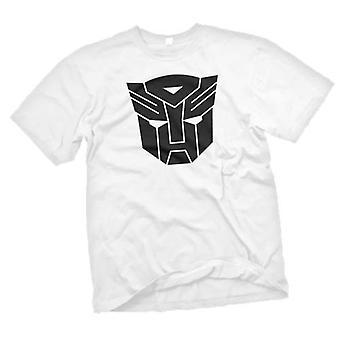 मेंस टी शर्ट - ट्रांसफॉर्मर ऑटोबॉट्स - लोगो