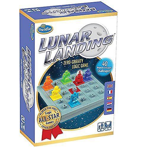 Tenk moro Lunar landing Logic Game