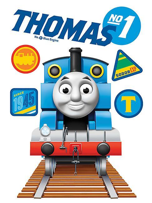 Thomas The Tank Engine Maxi Wall Sticker 2011
