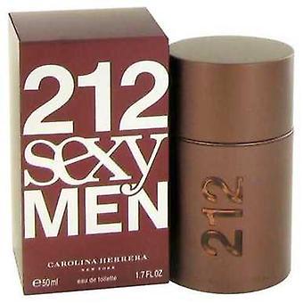 212 Sexy By Carolina Herrera Eau De Toilette Spray 1.7 Oz (men) V728-441012