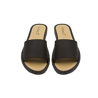 Sara Z Ladies Slip On Pcu Sandal