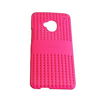 Ventev Easy To Grip Impact Resistant Colorclick Air Case for HTC One - Pink