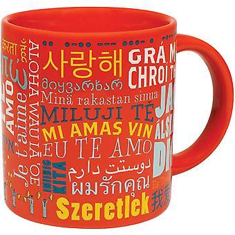 Mug - أحبك - فنجان قهوة جديد 5297
