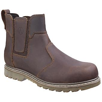 Amblers Mens Abingdon Dealer Boot