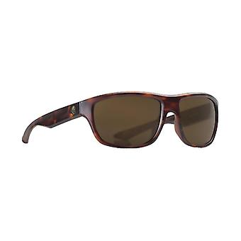 Dragon Haunt 32742‑245 Men's Sunglasses Tortoise Frame and Brown Lens