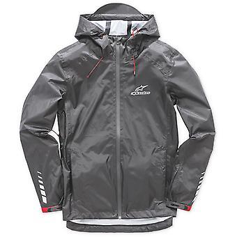 Alpinestars hombres resisten chaqueta de lluvia