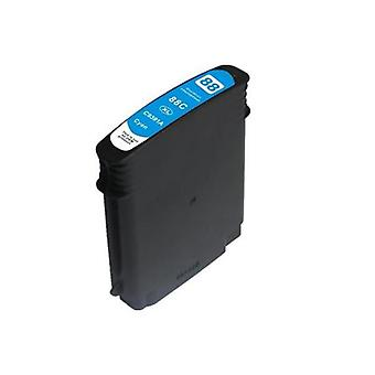88XL Cyan CC9391A Compatible Inkjet Cartridge
