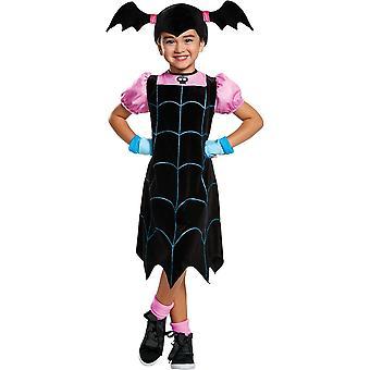 Girls Vampirina Classic Costume - Disney