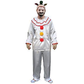 Twisty The Clown American Horror Story Freak Show TV Movie Adult Mens Costume