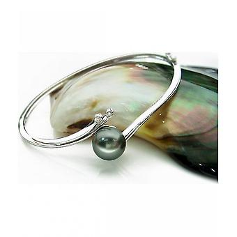 Luna-Pearls Tahitiperlen Diamond Bangle AR3