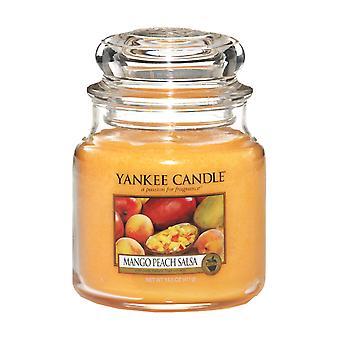 Ianvela Clássica Médio Jar Mango Peach Salsa 411g