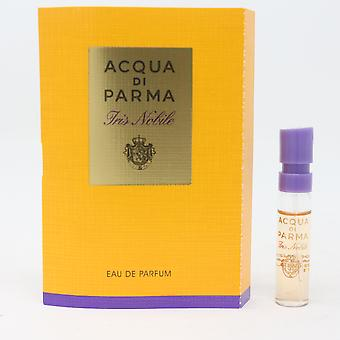 Iris Nobile von Acqua Di Parma Eau De Toilette 0.04oz/1.5ml Spray Neu