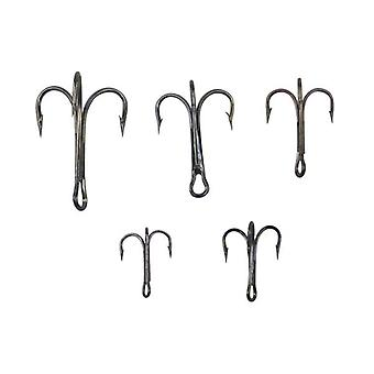 Swimerz Striker Trebles Black Nickel 12 Pack