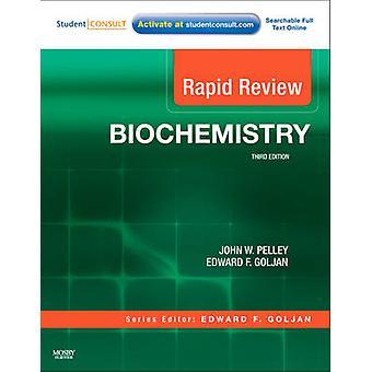 Rapid Review Biochemistry by John Pelley