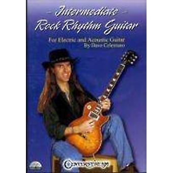 Intermediate Rock Rhythm Guitar by Dave Celentano
